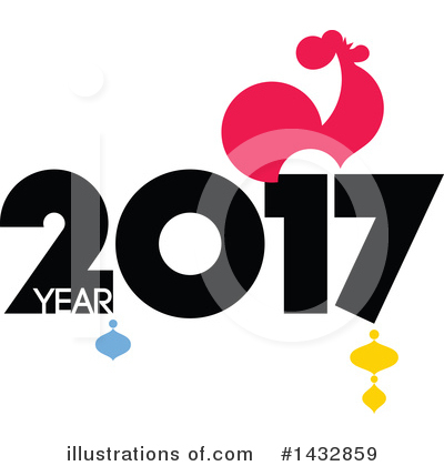 New Year Clipart #1432859 by elena