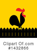 Rooster Clipart #1432866 by elena