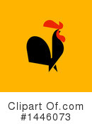 Royalty-Free (RF) Rooster Clipart Illustration #1446073