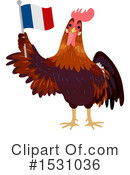 Rooster Clipart #1531036 by BNP Design Studio