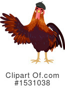 Rooster Clipart #1531038