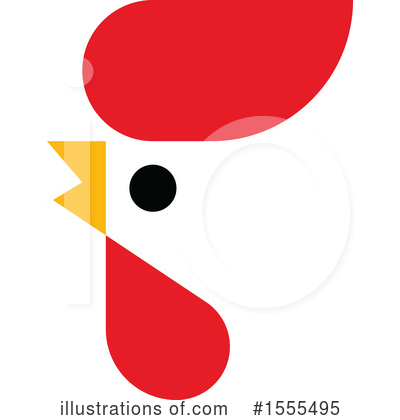 Rooster Clipart #1555495 by elena