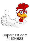 Rooster Clipart #1624628 by AtStockIllustration