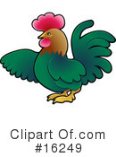 Rooster Clipart #16249