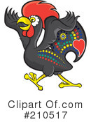 Rooster Clipart #210517