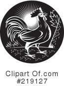 Rooster Clipart #219127