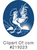 Rooster Clipart #219223