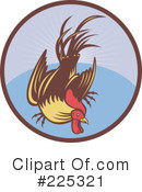 Rooster Clipart #225321