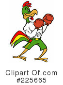 Rooster Clipart #225665