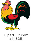 Rooster Clipart #44835