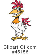 Rooster Clipart #45156
