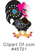 Rooster Clipart #45721