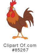 Rooster Clipart #85267