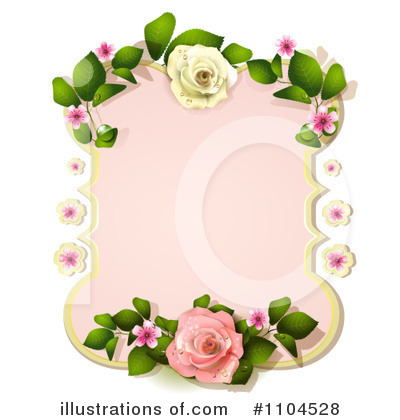 Wedding Background Clipart #1104528 by merlinul