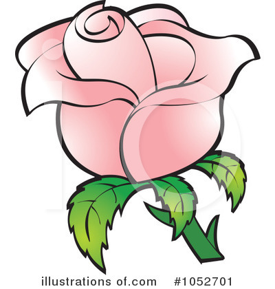 Flower Clipart #1052701 by Lal Perera