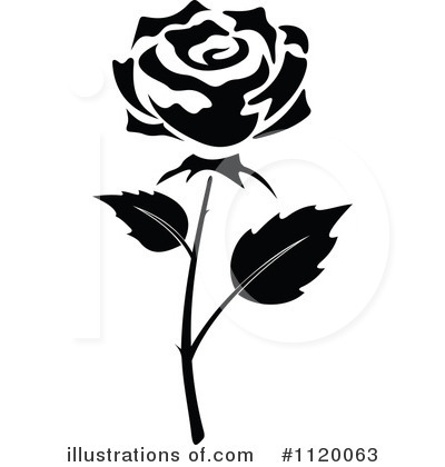 Rose Clipart #1120063 by Vector Tradition SM