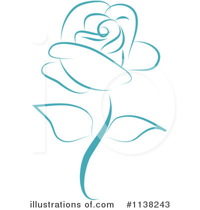 Rose Clipart #1138243 by Vitmary Rodriguez
