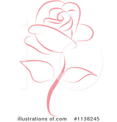 Rose Clipart #1138245 by Vitmary Rodriguez