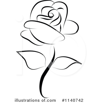 Rose Clipart #1140742 by Vitmary Rodriguez