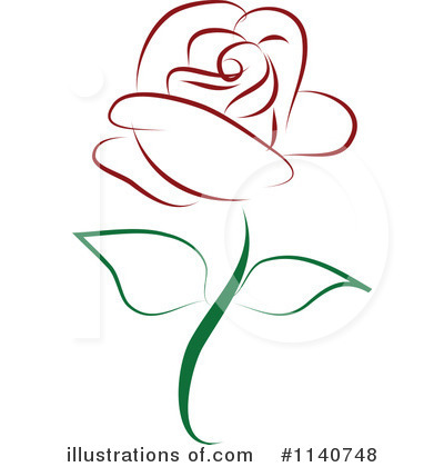 Rose Clipart #1140748 by Vitmary Rodriguez