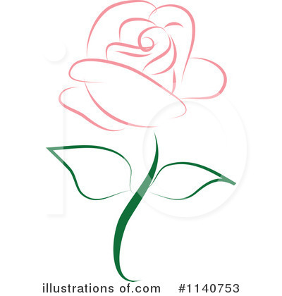 Rose Clipart #1140753 by Vitmary Rodriguez