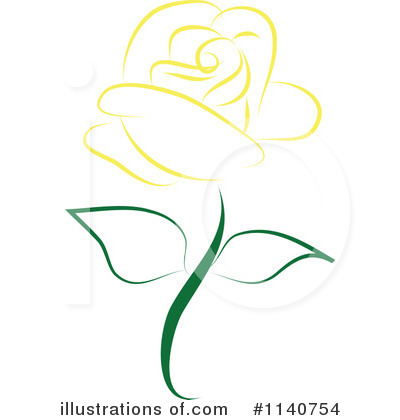 Rose Clipart #1140754 by Vitmary Rodriguez