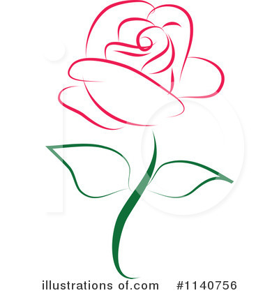 Rose Clipart #1140756 by Vitmary Rodriguez