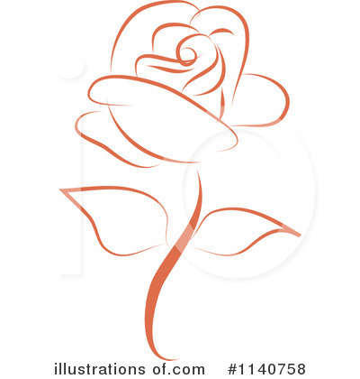 Rose Clipart #1140758 by Vitmary Rodriguez