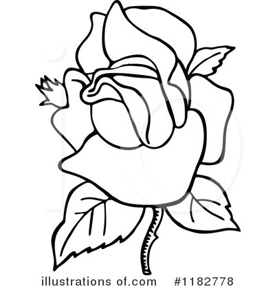 Rose Clipart #1182778 by Prawny