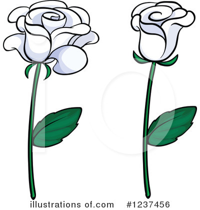 Flower Clipart #1237456 by Graphics RF