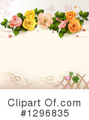 Rose Clipart #1296835 by merlinul