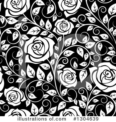 Roses Clipart #1304639 by Vector Tradition SM