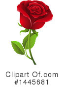 Rose Clipart #1445681 by Graphics RF