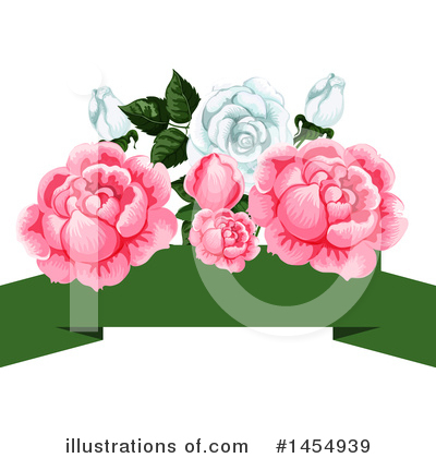 Rose Clipart #1454939 by Vector Tradition SM