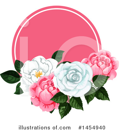 Rose Clipart #1454940 by Vector Tradition SM