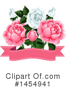 Royalty-Free (RF) Rose Clipart Illustration #1454941