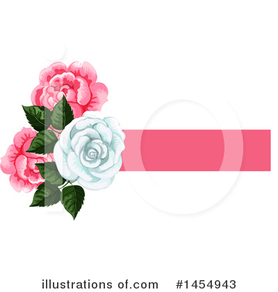 Rose Clipart #1454943 by Vector Tradition SM