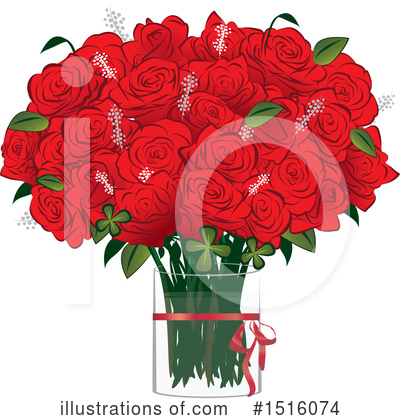Rose Clipart #1516074 by Vitmary Rodriguez