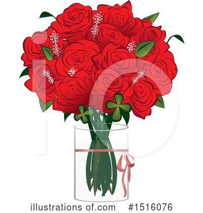 Rose Clipart #1516076 by Vitmary Rodriguez