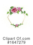 Rose Clipart #1647279 by dero