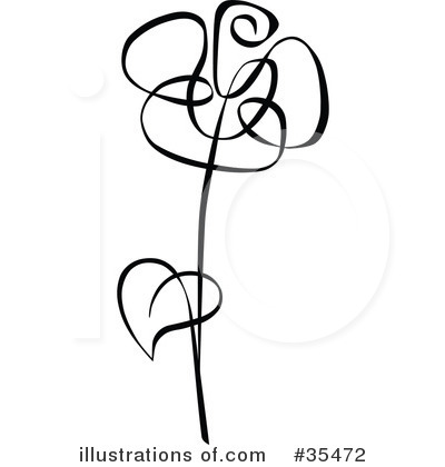 Rose Clipart 35472