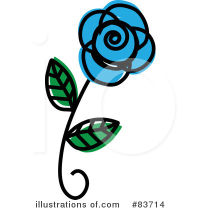 Rose Clipart #83714 by Rosie Piter