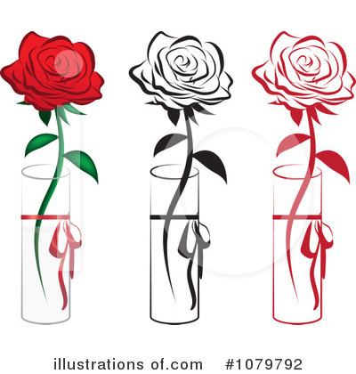 Rose Clipart #1079792 by Vitmary Rodriguez
