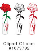 Roses Clipart #1079792