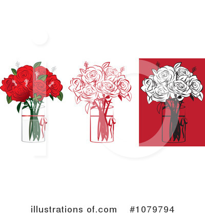Rose Clipart #1079794 by Vitmary Rodriguez