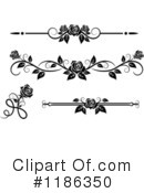 Roses Clipart #1186350 by Vector Tradition SM