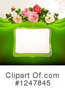 Roses Clipart #1247845 by merlinul