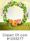 Roses Clipart #1293277 by merlinul