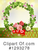 Roses Clipart #1293278 by merlinul