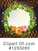 Roses Clipart #1293280 by merlinul